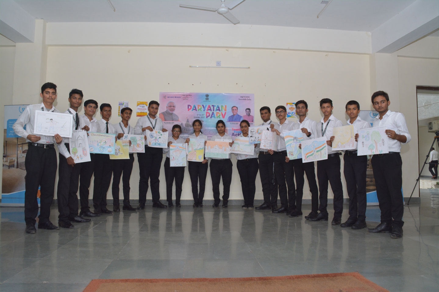 Poster Making Competition: Swachh Bharat 12th October, 2017